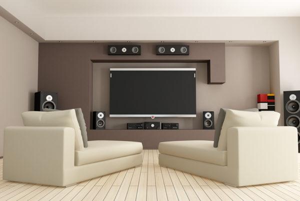 A Modern Home Entertainment System Demands A Modern Home Internet Connection