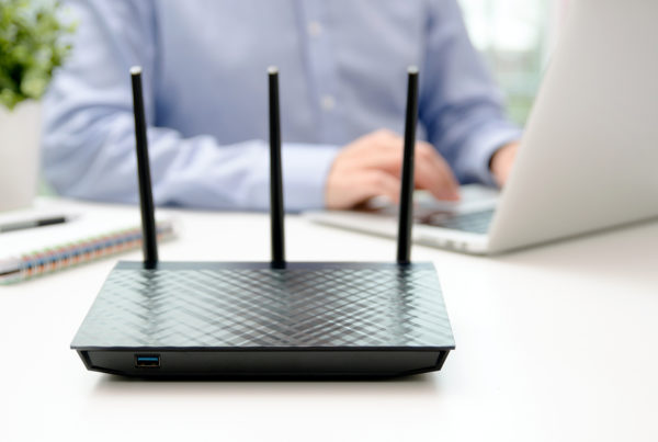 Does Your Home Have A Wireless Router?