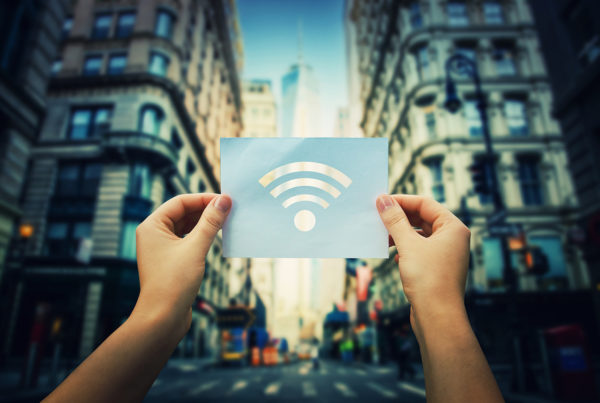 business internet - Why Do You Always Get The Wi-Fi Password?